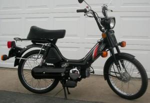 1983 Honda PA50II