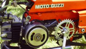 Dansi 101813 on Moto Guzzi Robin