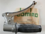 Domino 70s chrome right throttle and brake control DA0