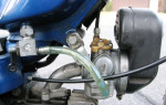 Garelli 1-speed gas valve