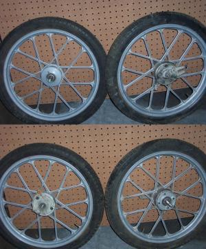 Grimeca X-mags 16 inch Trac