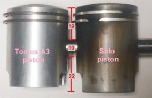 Solo Piston