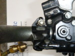 Indian start lever substitute bottom view
