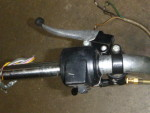 ndian start lever substitute top view
