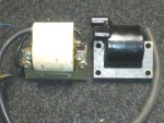 Wtemco and Bosch coils front view