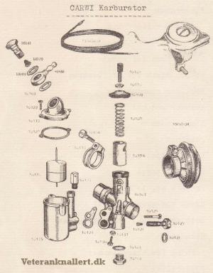 Carwi Karburator