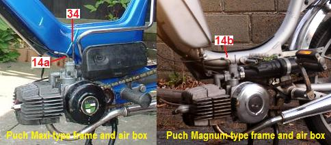 Puch Bing photos