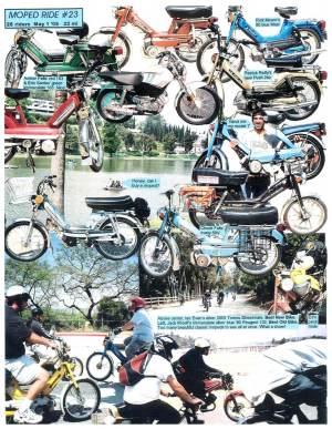 Ride 23 B