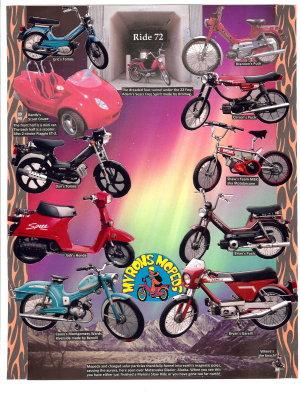 Ride 72 B