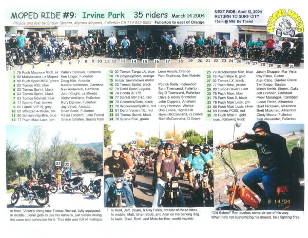 Ride 9A