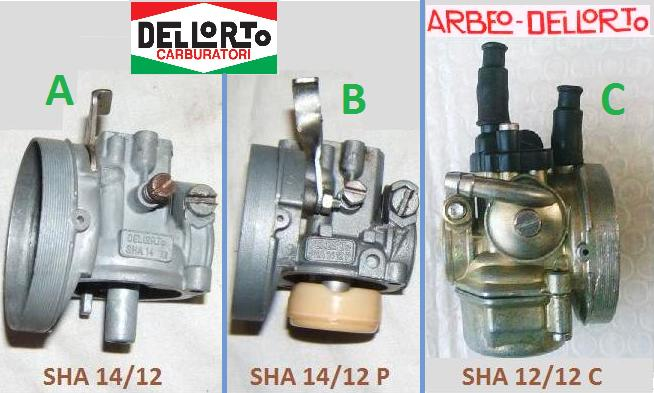 dellorto myrons mopeds rh myronsmopeds com Dellorto Choke Lever dellorto sha carburetor manual