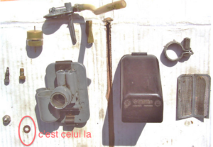 1964 AU65 with Gurtner BA610