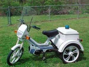 1994 Tomos Trike