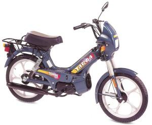 2000 Tomos Targa