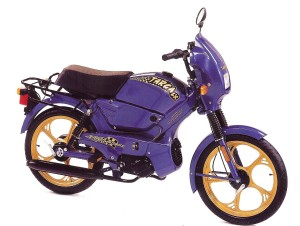 2001 Tomos Targa LX