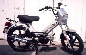 2008 Tomos Sprint