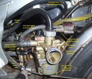 Honda Nc Carb Installed X on 49cc Scooter Wiring Diagram