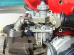 Honda PC50 late carb