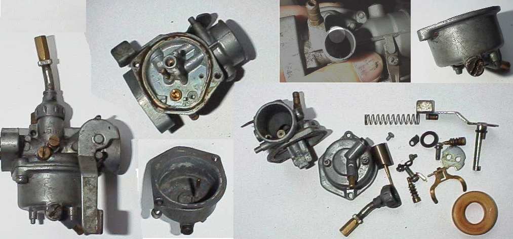 Keihin Carburetors « Myrons Mopeds