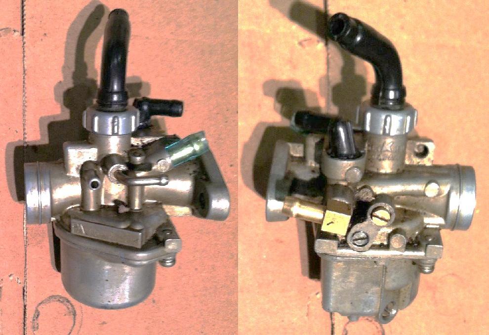 keihin carburetors myrons mopeds keihin pa15a carb 1981 nc50