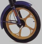 Slot style wheel