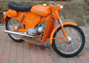 1969-72 Tomos Colibri 14V