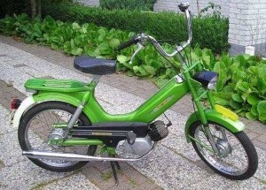 1976 Tomos Automatic 3K (European model)