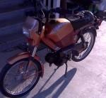 1990 Tomos Bullet TT