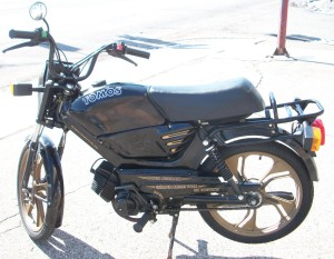 1992 Tomos A35 Golden Bullet TTLX Z