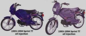1993-1994 Tomos Sprint TT