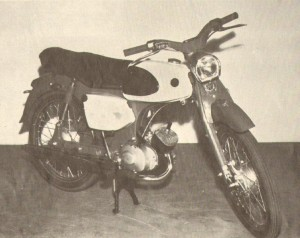 1962 Suzuki 50MC