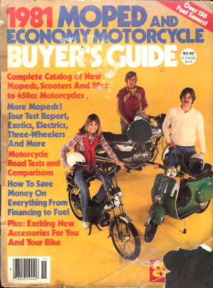 1981 Buyers Guide Cover