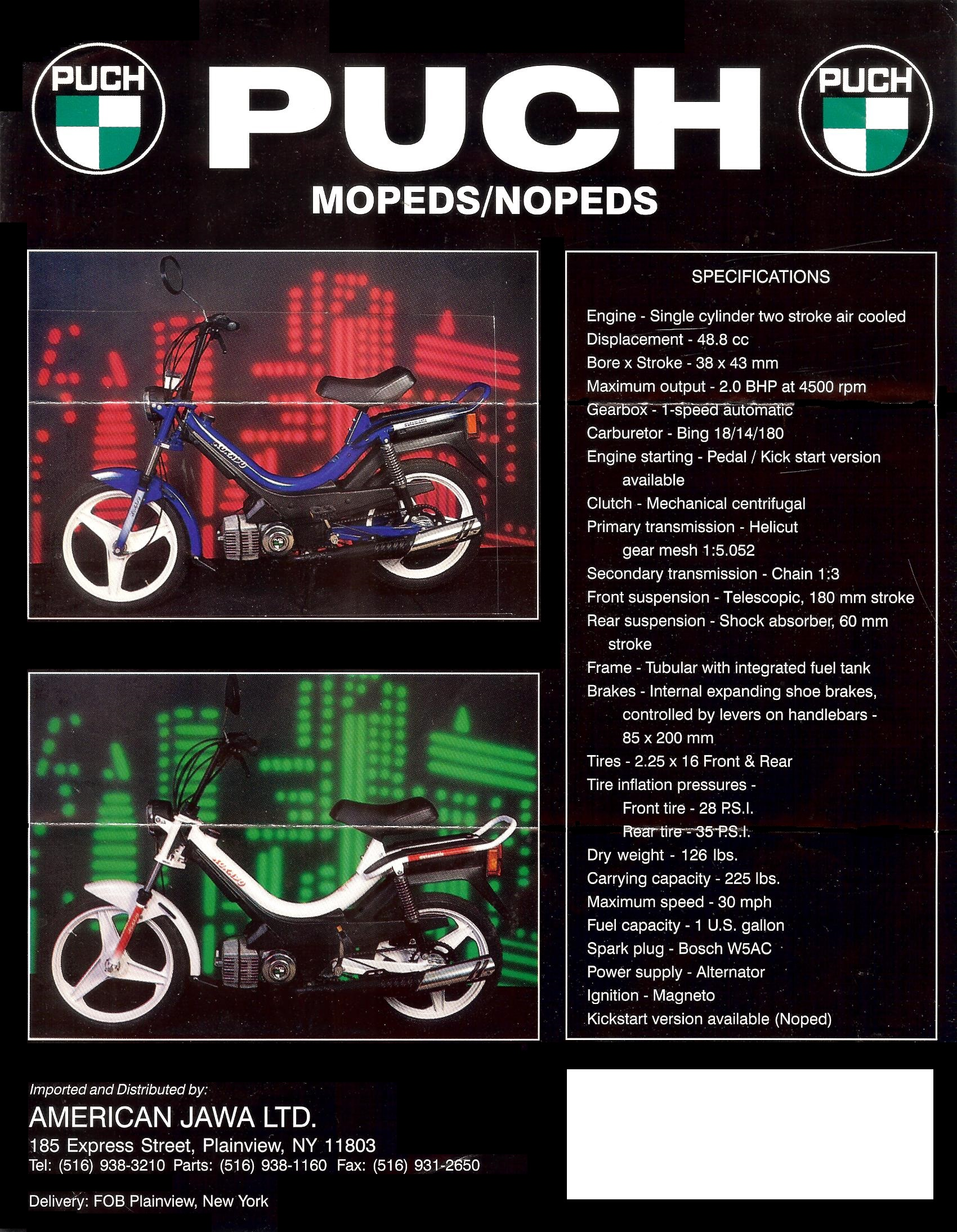 Manet « Myrons Mopeds
