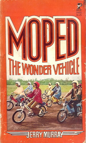 Moped the Wonder Vehicle