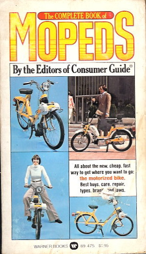 The Complete Book of Mopeds