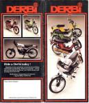 Derbi 1980 Flyer