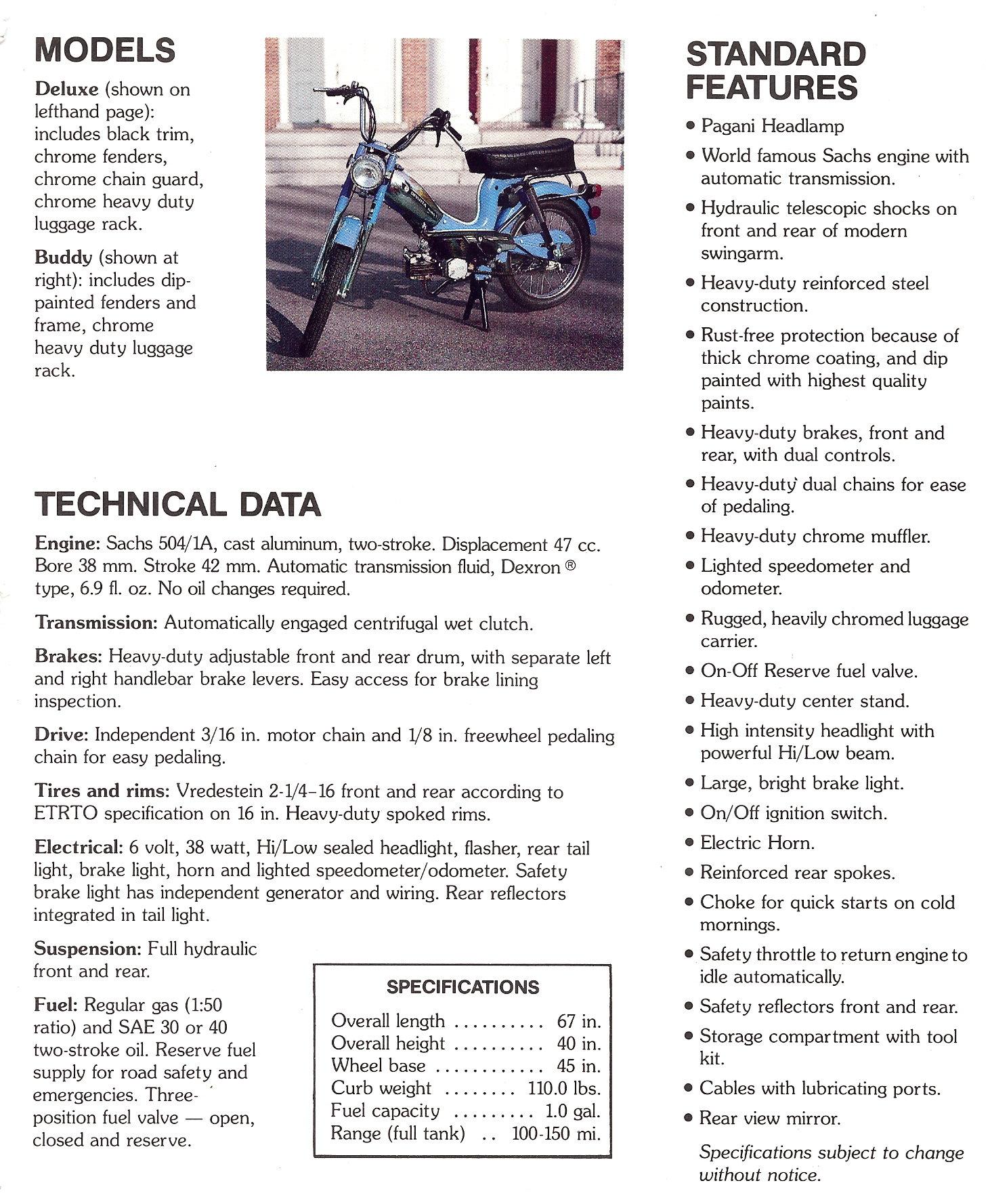 sparta parts myrons mopeds info sparta p3
