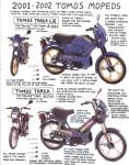 Info Tomos 2002 A