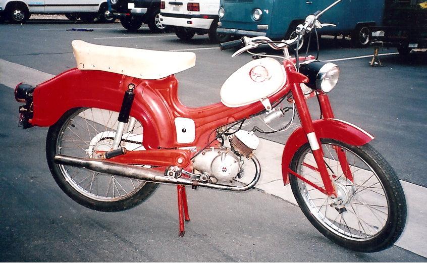 Wards riverside parts myrons mopeds for Honda yamaha montgomery al