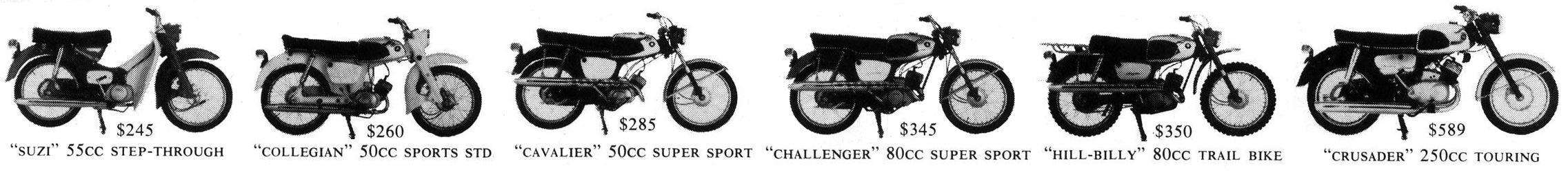 Suzuki 1965