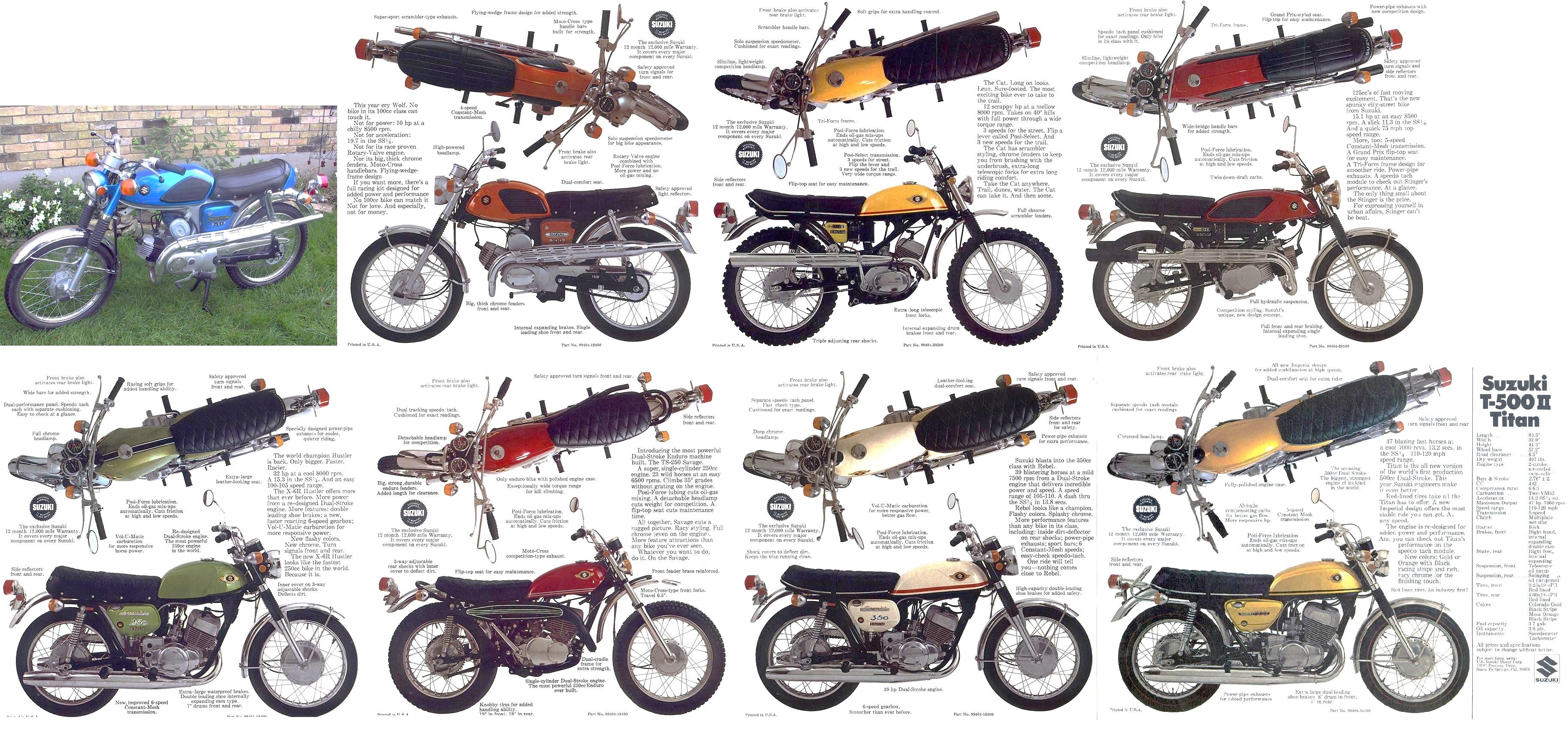 suzuki myrons mopeds rh myronsmopeds com