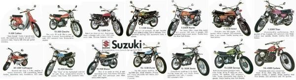 1971 Suzuki