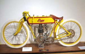 1913 Pope (Columbia) racer