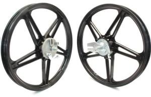 Bernardi 5-star wheels