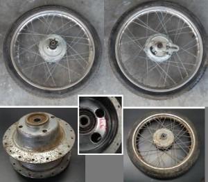 Colombia wheels