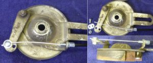 Columbia S-end brake with substitute cable