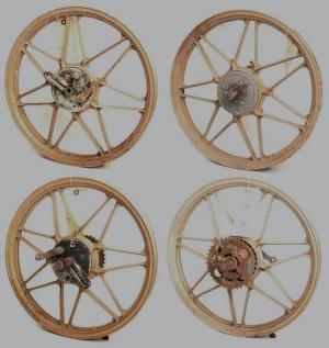 Derbi SLE wheels