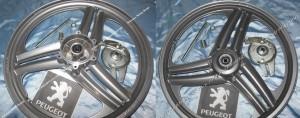 Grimeca Peugeot 103SPX rear wheel