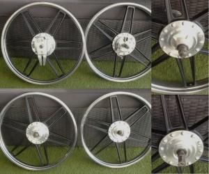 Peugeot 103SP mag wheels