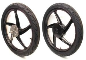 Piaggio 1990's wheels